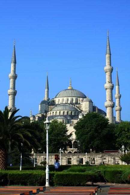 Zdjęcia: Stambuł, Błękitny Meczet, TURCJA