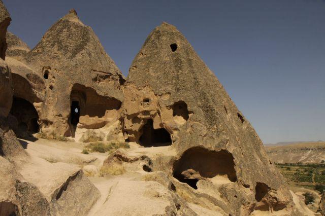 Zdjęcia: Kapadocja, Kapadocja, Selime, TURCJA