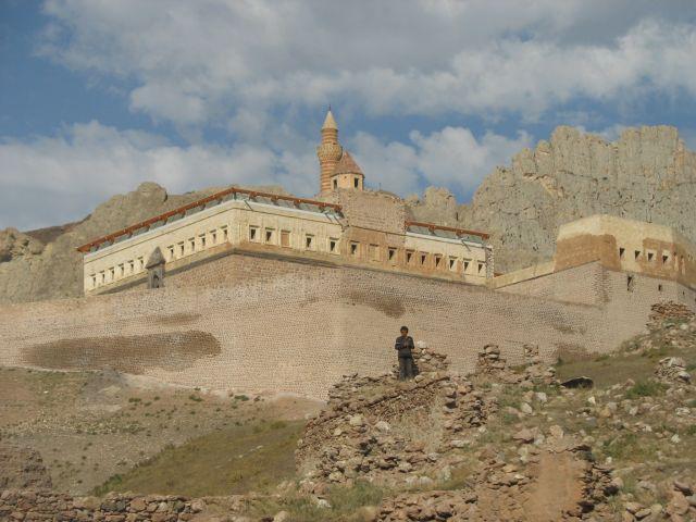 Zdjęcia: Dogubayazit, wschodnia Anatolia, pałac Pashy, TURCJA