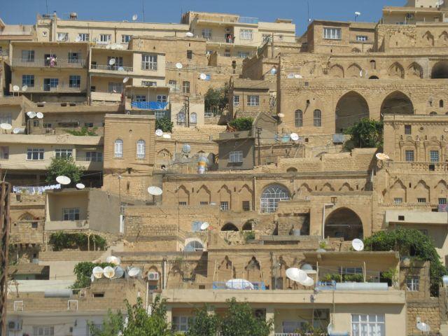 Zdjęcia: Mardin, Mezopotamia, nie widac ulic..., TURCJA
