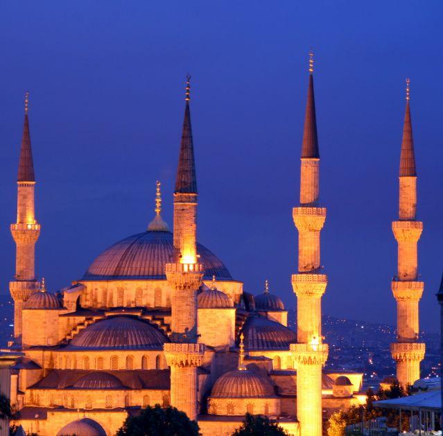 Zdjęcia: Istambuł, nieopodal Brasov, Błękitny Meczet, TURCJA