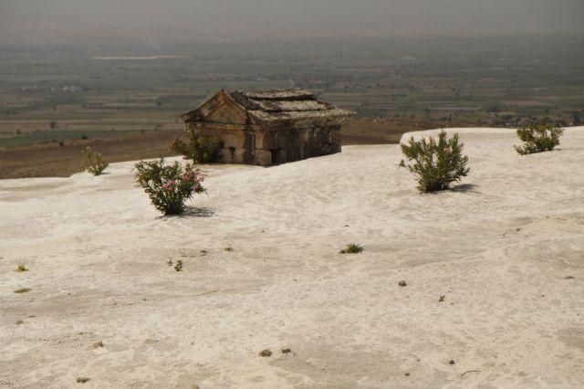 Zdjęcia: Hierapolis, płd-zachTurcja, Hierapolis, TURCJA