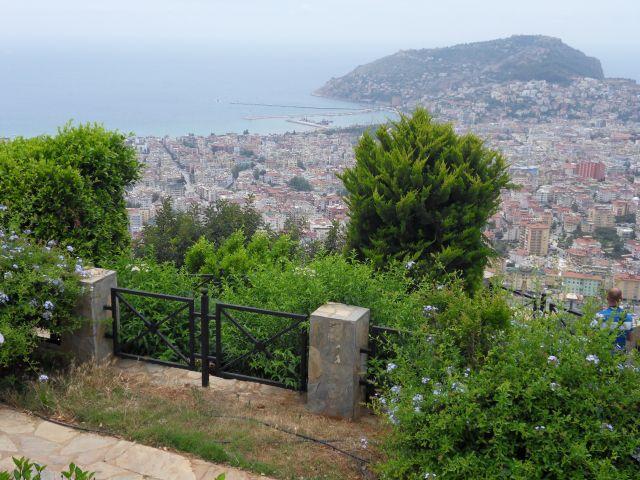 Zdjęcia: okolice Alani, Turcja , Widok na Alanie, TURCJA