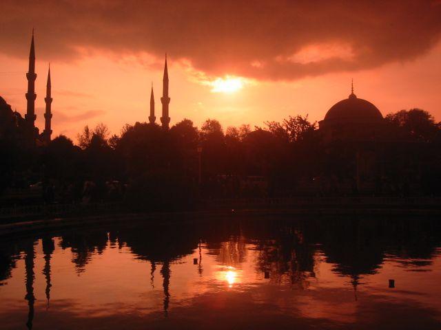 Zdjęcia: Sultanahmet, Istanbul , TURCJA