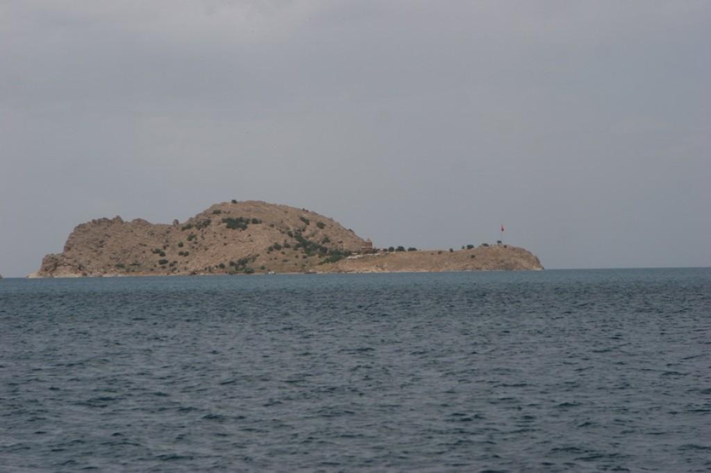 Zdjęcia: Jezioro Wan, Wan, Wyspa Akdamar, TURCJA