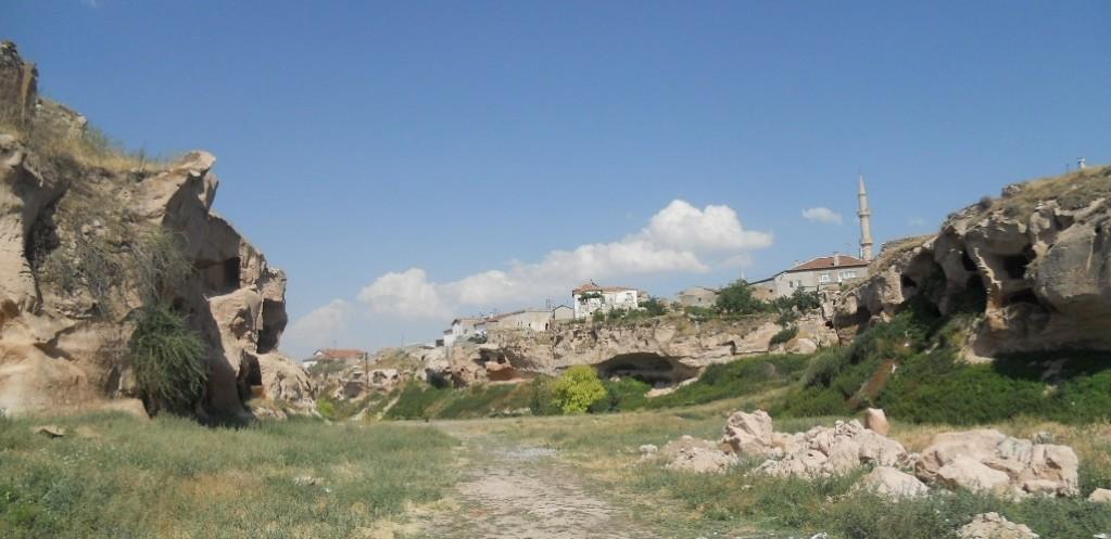 Zdjęcia: ??? , Kapadocja, Skalne miasto w Kapadocji, TURCJA