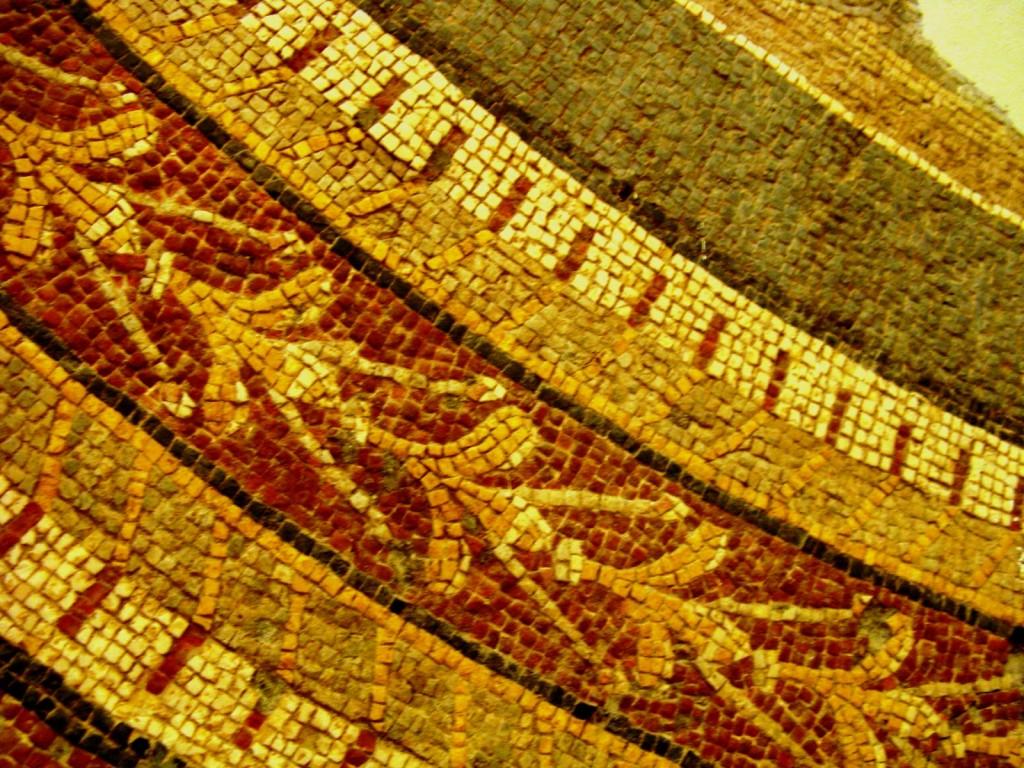 Zdjęcia: Antakya - historyczna Antiochia, muzeum mozaik 2, TURCJA