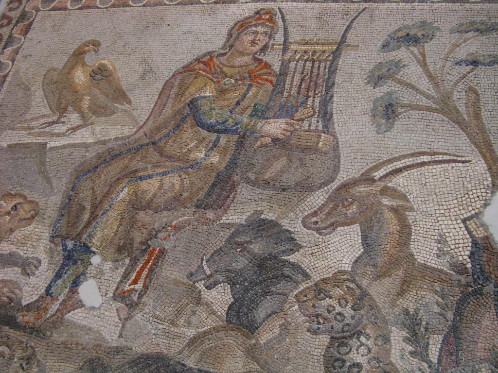 Zdjęcia: Antakya - historyczna Antiochia, muzeum mozaik 3, TURCJA