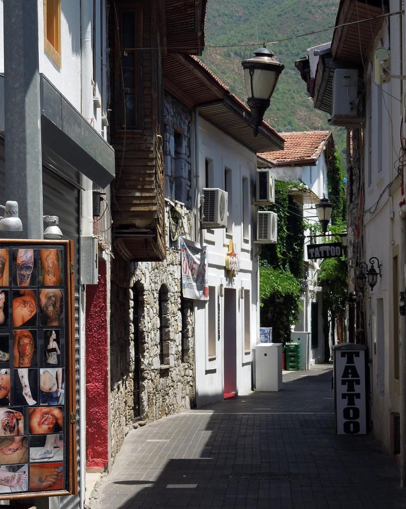 Zdjęcia: Marmaris, Turcja Egejska, Uliczka, TURCJA
