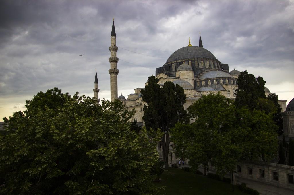 Zdjęcia: Stambuł, Stambuł, Meczet Sulejmana, TURCJA
