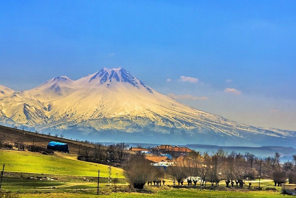 Zdjęcia: Taurus, Anatolia, Wulkan Kaldi Dag (3734 metry n.p.m.), TURCJA