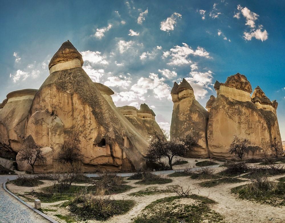 Zdjęcia: Goreme, Anatolia, Kapadocja, TURCJA