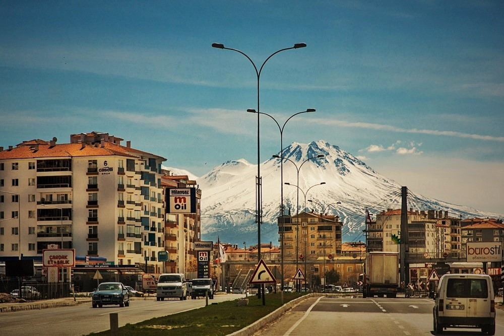 Zdjęcia: Seydisehir, Anatolia, na trasie, TURCJA