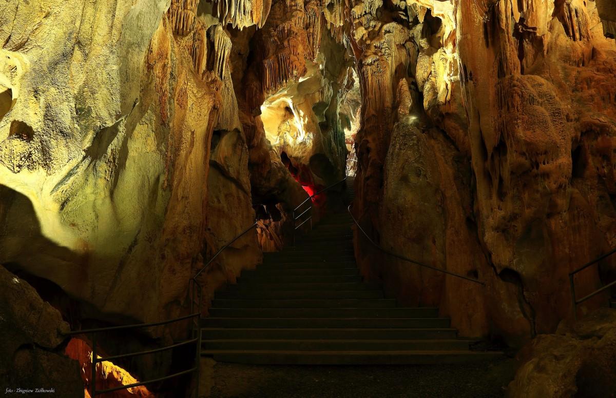 Zdjęcia:  Góry Taurus , południowa Turcja, Jaskinia Skrzatów. ..., TURCJA