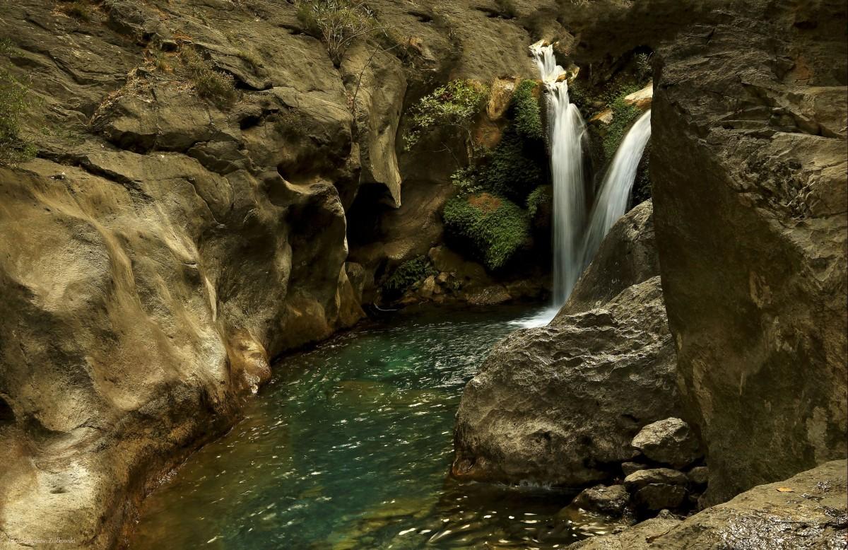 Zdjęcia: Sapadere, południowa Turcja, Idąc wzdłuż kanionu...., TURCJA