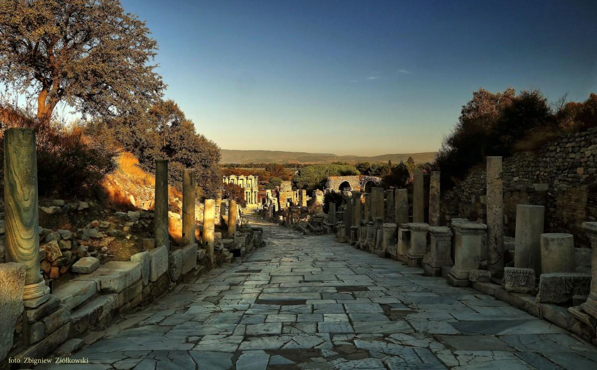 Zdjęcia: Efez,  Azji Mniejszej, Miasto starożytne, TURCJA