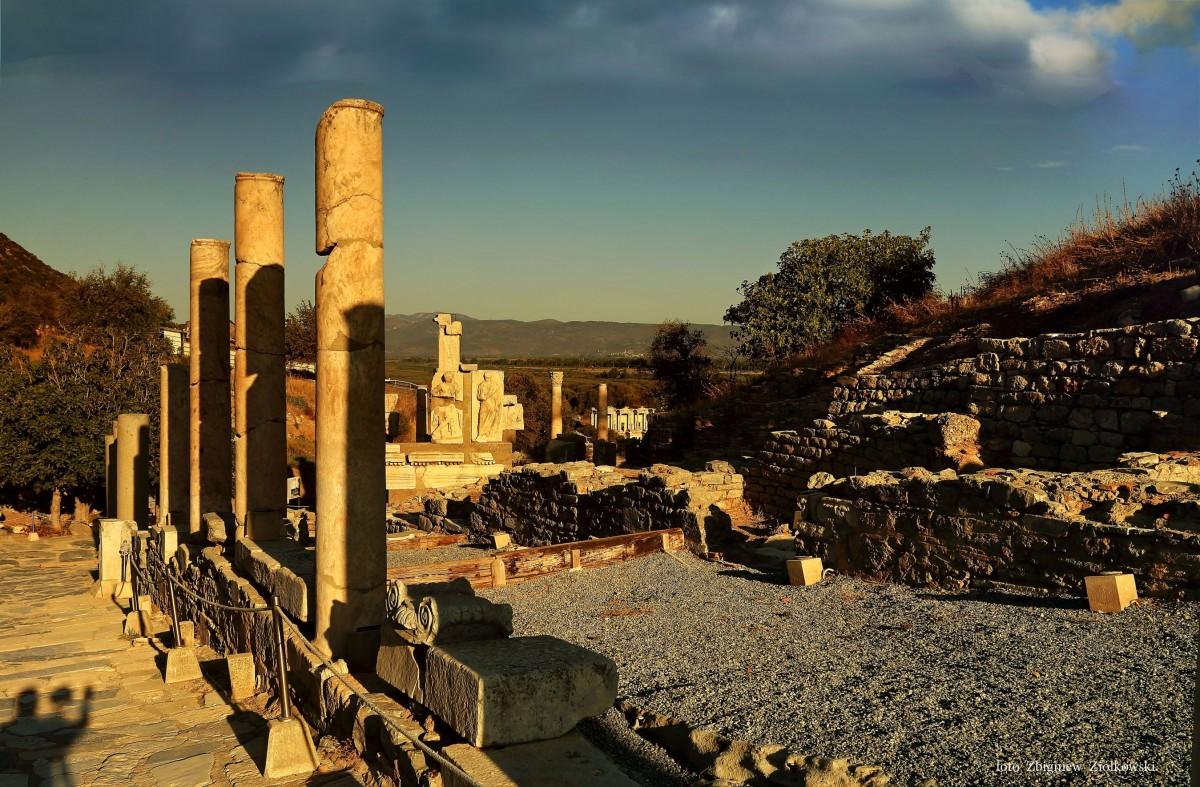 Zdjęcia: Efez,  Azji Mniejszej, Efez chrześcijański, TURCJA