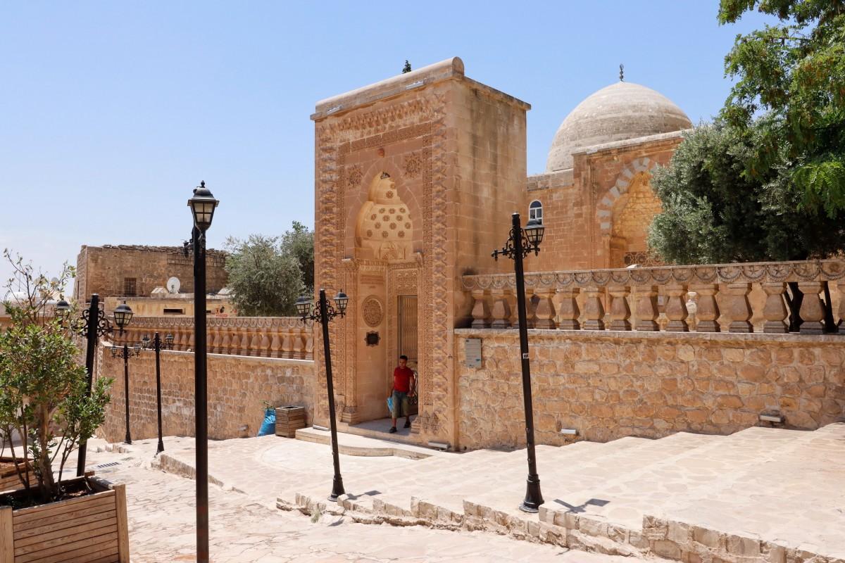 Zdjęcia: Mardin, płd.-wsch. Anatolia, Meczet Latifiye, TURCJA