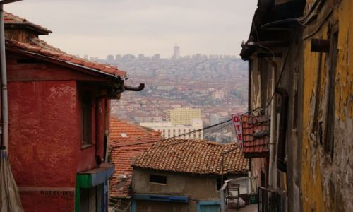 Zdjęcie TURCJA / Ankara / Ulus / Stare miasto