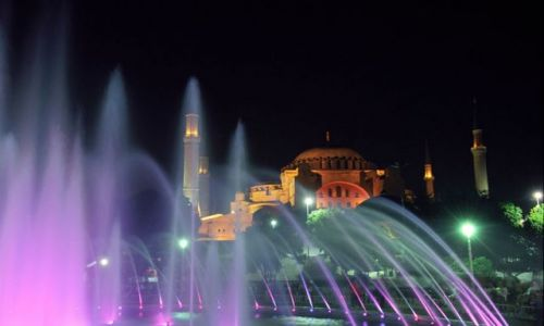 Zdjecie TURCJA / - / Istanbul / Hagia Sophia