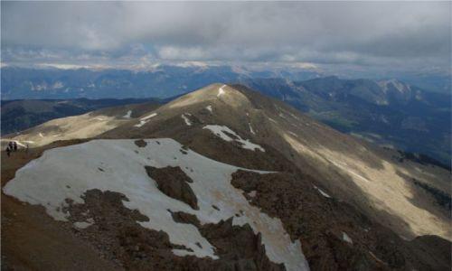 Zdjecie TURCJA / - / Góry Taurus, Tahtali / Szczyt Tahtali
