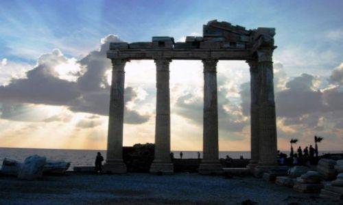 Zdjęcie TURCJA / Riwiera Turecka / Side / Apollo raz jeszcze:)