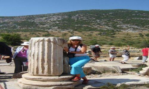 Zdjęcie TURCJA / Efez / Efez / Z tą można się zmierzyć:)