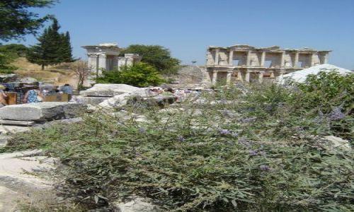 Zdjęcie TURCJA / Efez / Efez / Biblioteka Paracelsiusa