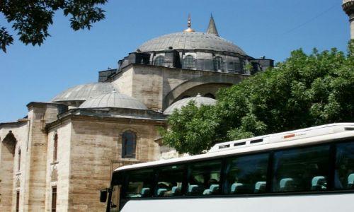Zdjęcie TURCJA / Wyżyna Anatolijska / Konya / Meczet Selimiye