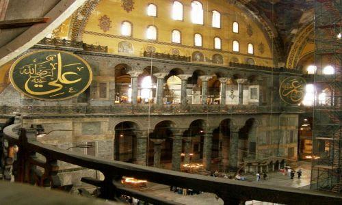 Zdjęcie TURCJA / - / Istambuł / Hagia Sofia
