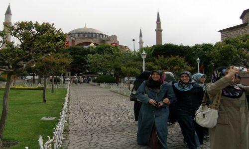 Zdjecie TURCJA / - / Istambuł / Turystki