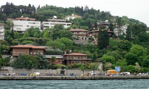 Zdjęcie TURCJA / Istambuł / Bosfor / Po azjatyckiej stronie