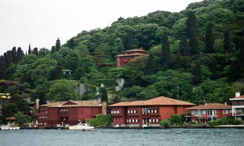 Zdjęcie TURCJA / Istambuł / Bosfor / Prestiż i luksus