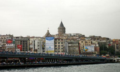 Zdjęcie TURCJA / - / Istambuł / Wieża Galata