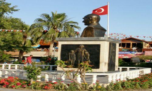 Zdjęcie TURCJA / Riwiera Turecka / Side / Ojciec Narodu
