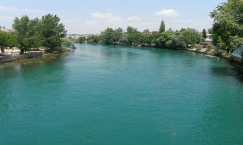Zdjecie TURCJA / - / Manavgat / Rzeka Manavgat