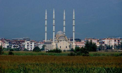 Zdjęcie TURCJA / Alania / Mangavat / meczet