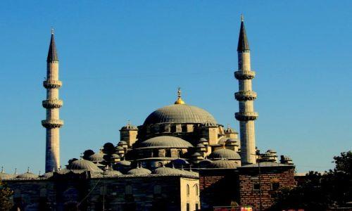 TURCJA / - / Istambuł / meczet