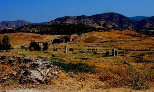Zdjęcie TURCJA / Denizli / Pamukkale / Hierapolis
