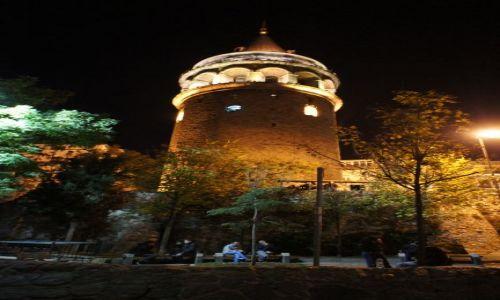 Zdjęcie TURCJA / - / Stambuł / Wieża Galata