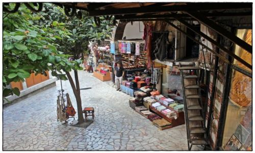 Zdjecie TURCJA / . / . / Grand Bazaar