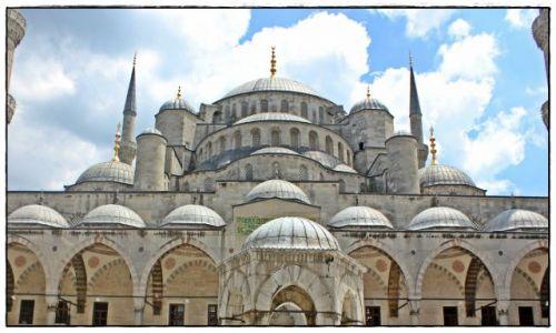 Zdjecie TURCJA / . / . / Blue Mosque