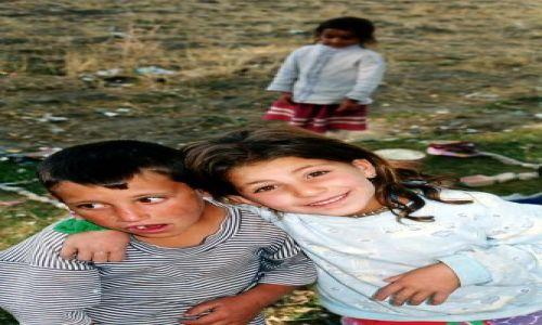Zdjęcie TURCJA / Kurdystan / Van / Rodzeństwo