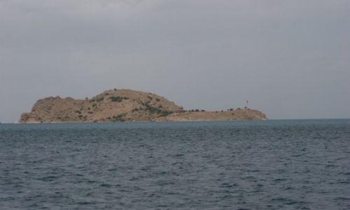 Zdjecie TURCJA / Wan / Jezioro Wan / Wyspa Akdamar