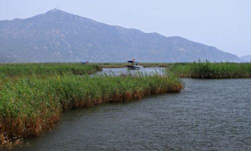 Zdjęcie TURCJA / Azja mniejsza. / Dolina rzeki  Daylan. / Tureckie klimaty