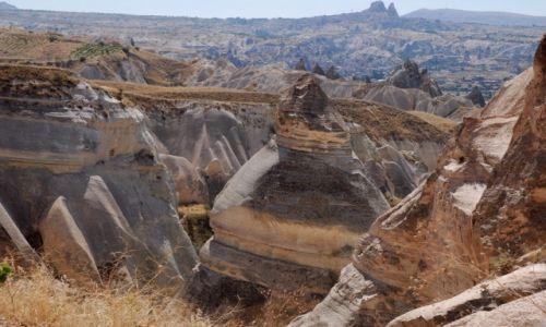 Zdjecie TURCJA / Anatolia / Kapadocja / Uroki Kapadocji