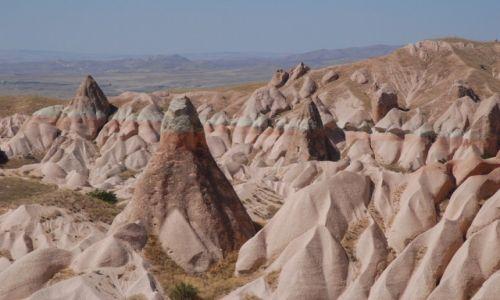 Zdjecie TURCJA / Anatolia / Kapadocja / Pomaluj mi świat na różowo
