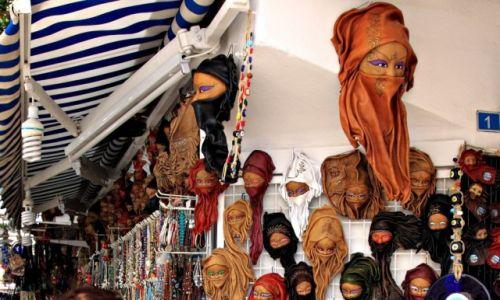 Zdjęcie TURCJA / Azja mniejsza. / Bodrum / Azjatycki Bazar ...