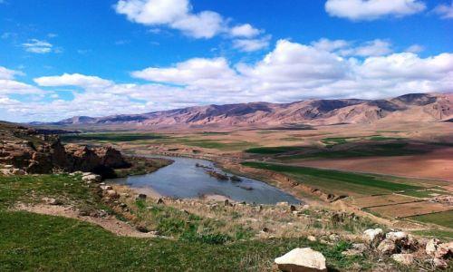 Zdjecie TURCJA / kurdystan / Hasankeyf / nad rzeką Tygrys