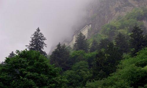 Zdjecie TURCJA / Trabzon / Okolice miasta Macka / Monaster Sumela